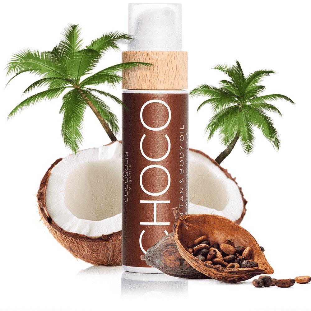 Cocosolis bronceador choco